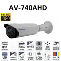 AV-740AHD 2 MP STARLIGHT AHD KAMERA