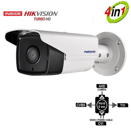 AV-C16D0T-IT3F 2 MP 3.6 mm Sabit Lens Turbo HD Bullet Kamera